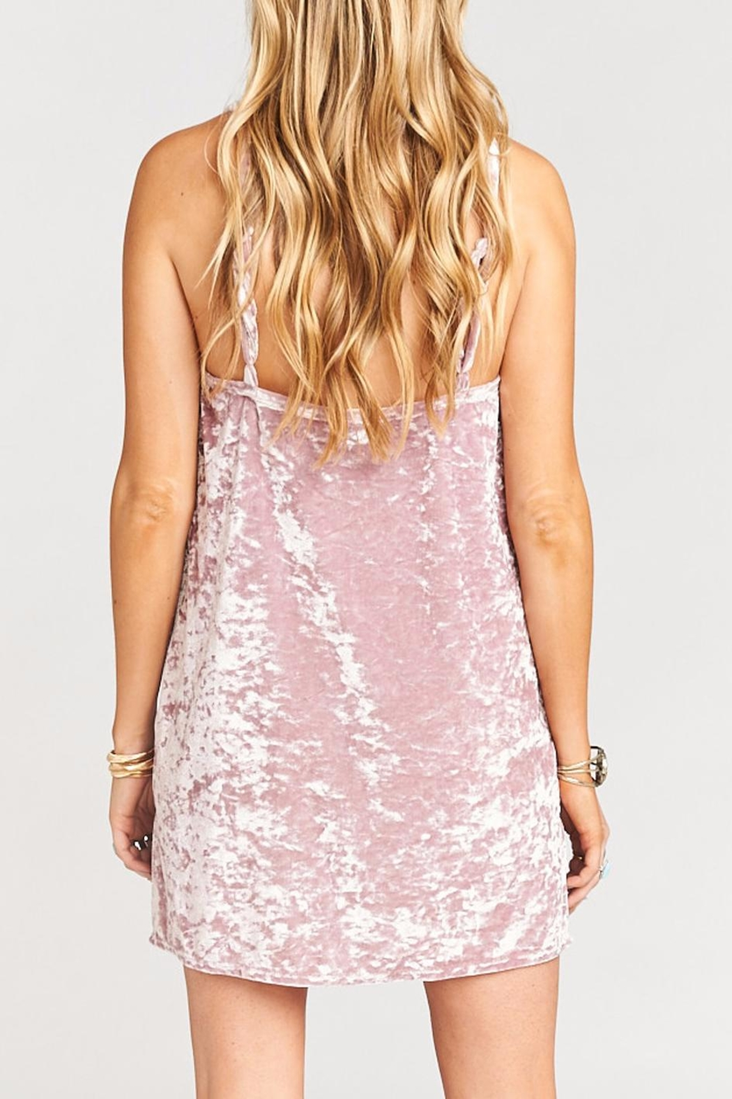 Show Me Your Mumu Tiffany Slip Dress - Back Cropped Image