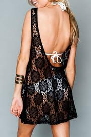 Shoptiques Product: Tobin Lace Cover-Up - Side cropped