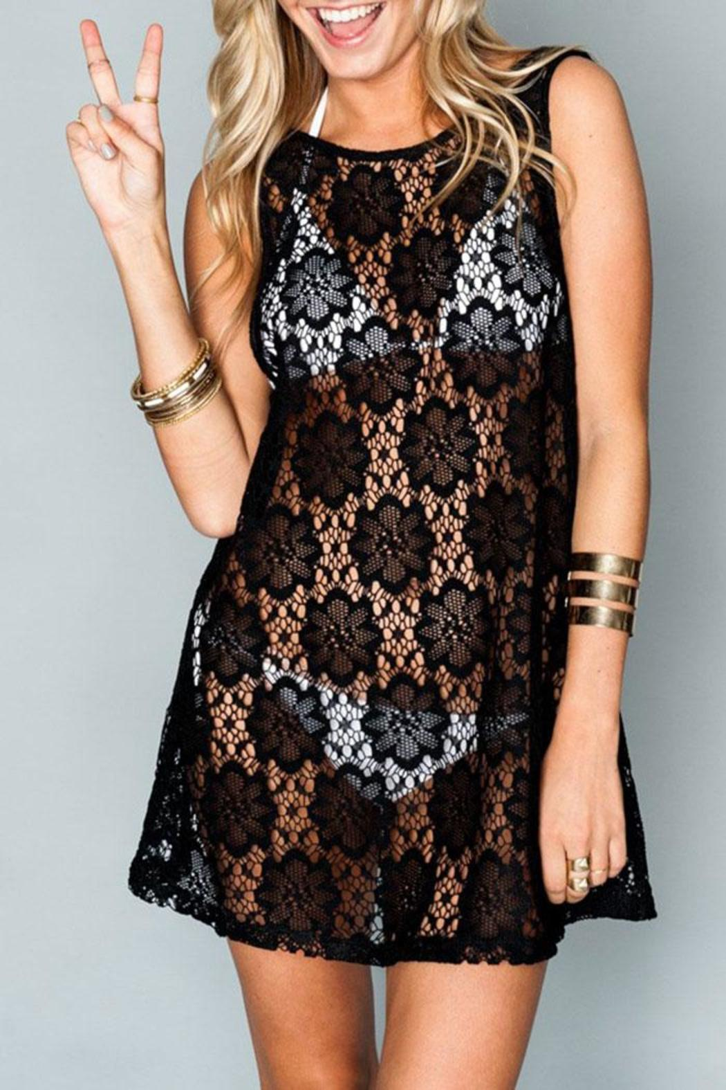 Show Me Your Mumu Tobin Lace Cover-Up - Main Image