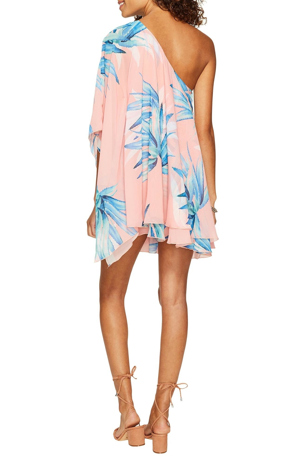 Show Me Your Mumu Tropical Twist Dress - Front Full Image