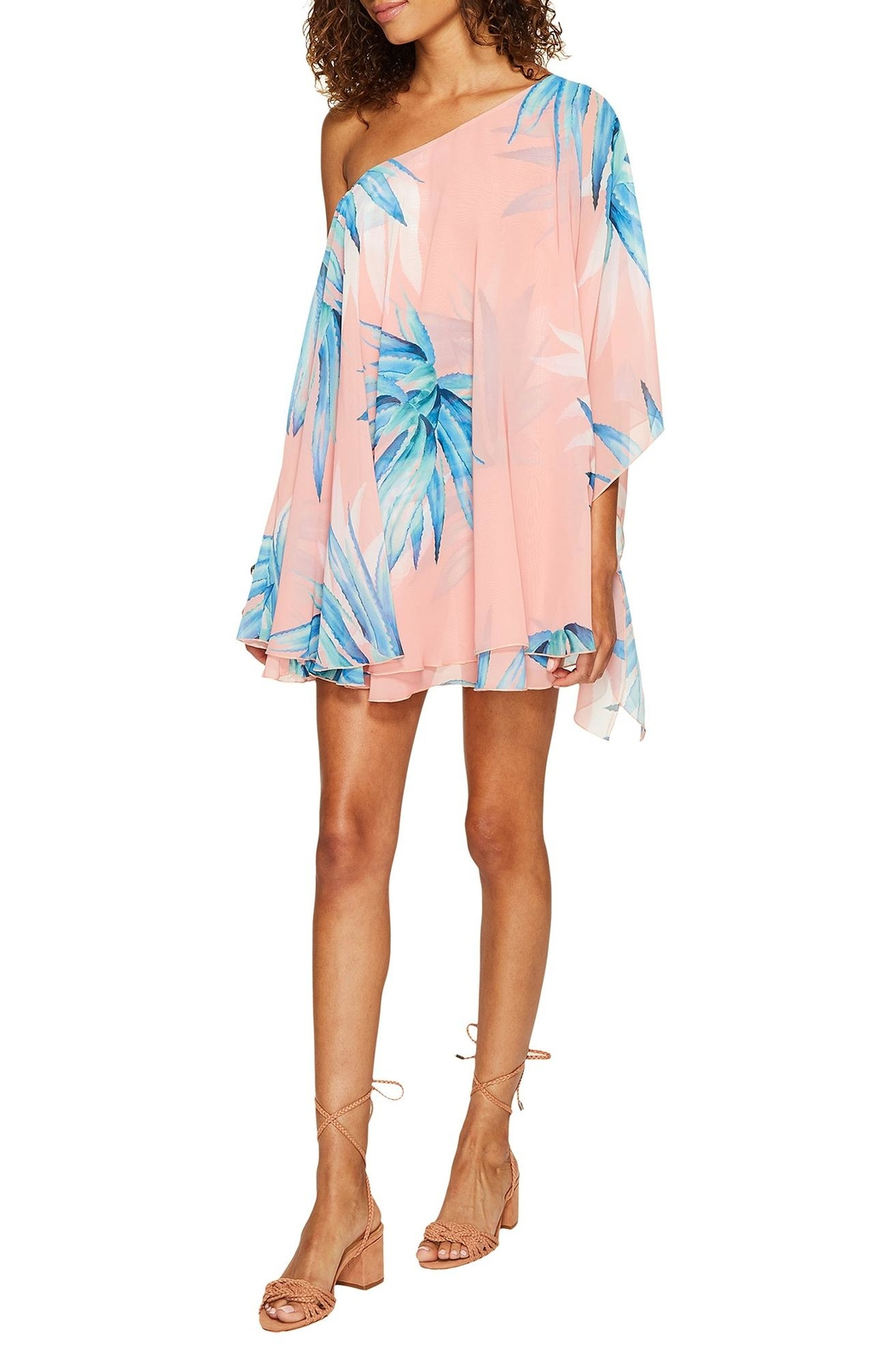 Show Me Your Mumu Tropical Twist Dress - Front Cropped Image