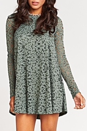 Show Me Your Mumu Tyler Tunic Dress - Front full body