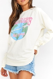 Show Me Your Mumu Vada Sweatshirt - Side cropped