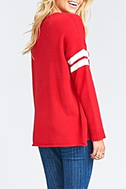 Show Me Your Mumu Varsity Sweater - Side cropped