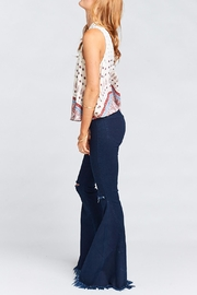 Show Me Your Mumu Walter V-Back Top - Side cropped