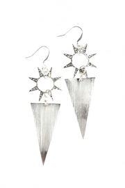 Fabulina Designs Showstopper Earrings - Product Mini Image