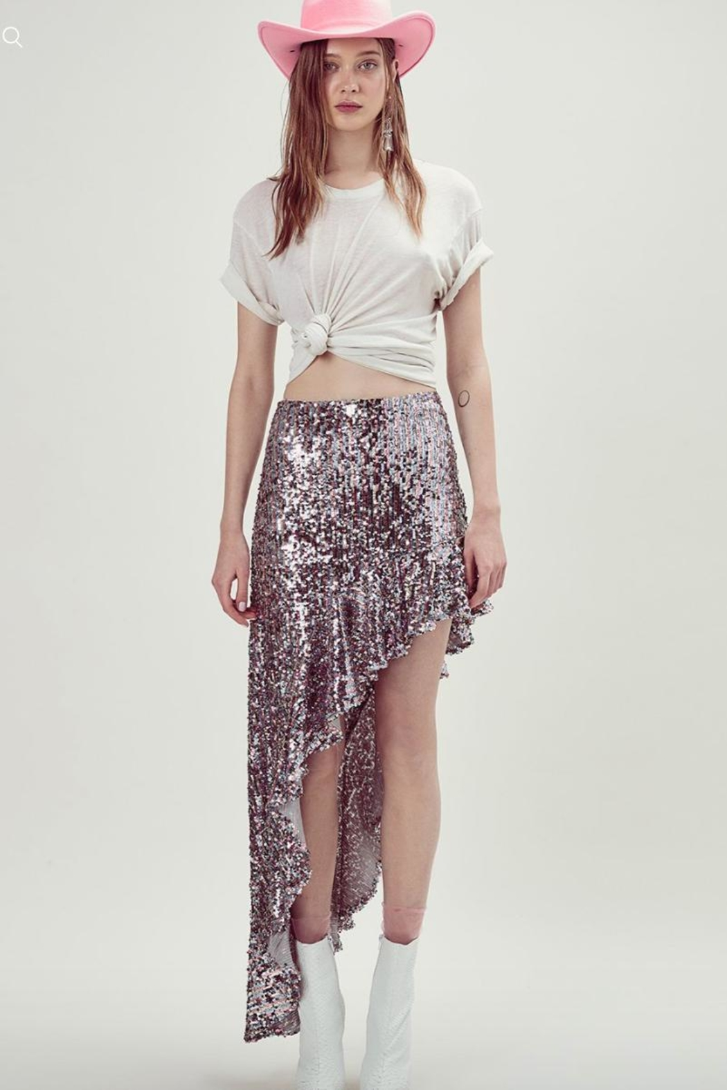 9e0e26cfb9 FOR LOVE & LEMONS Showtime Maxi Skirt from Germantown by On a Whim ...