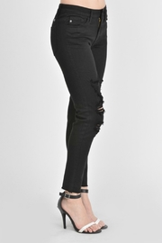 Kan Can SHRED MIDRISE SKINNY - Side cropped