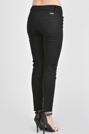 Kan Can SHRED MIDRISE SKINNY - Back cropped