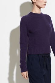 Vince Shrunken Pullover - Product Mini Image