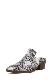 Shu Shop Shoes Hedwig Snake Mule - Product Mini Image