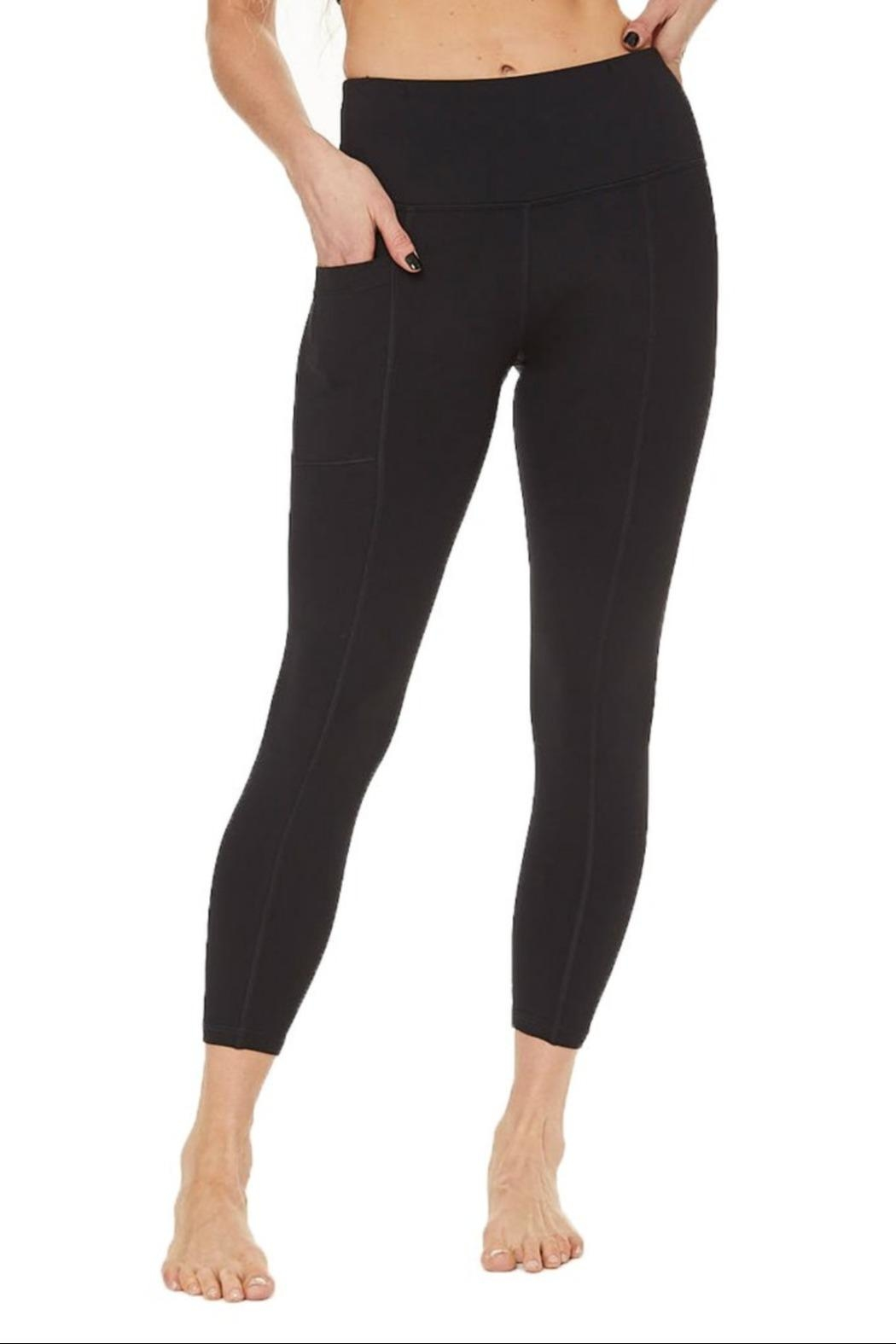 Nancy Rose Shuffle Pocket Legging - Main Image