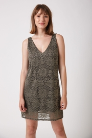 ShuShine Emanuel Dress Olive - Product Mini Image