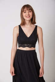 ShuShine Lace Crop Top - Product Mini Image