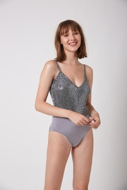 ShuShine Silver Noborish Bodysuit - Product Mini Image