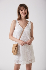 ShuShine White Emanual Dress - Product Mini Image