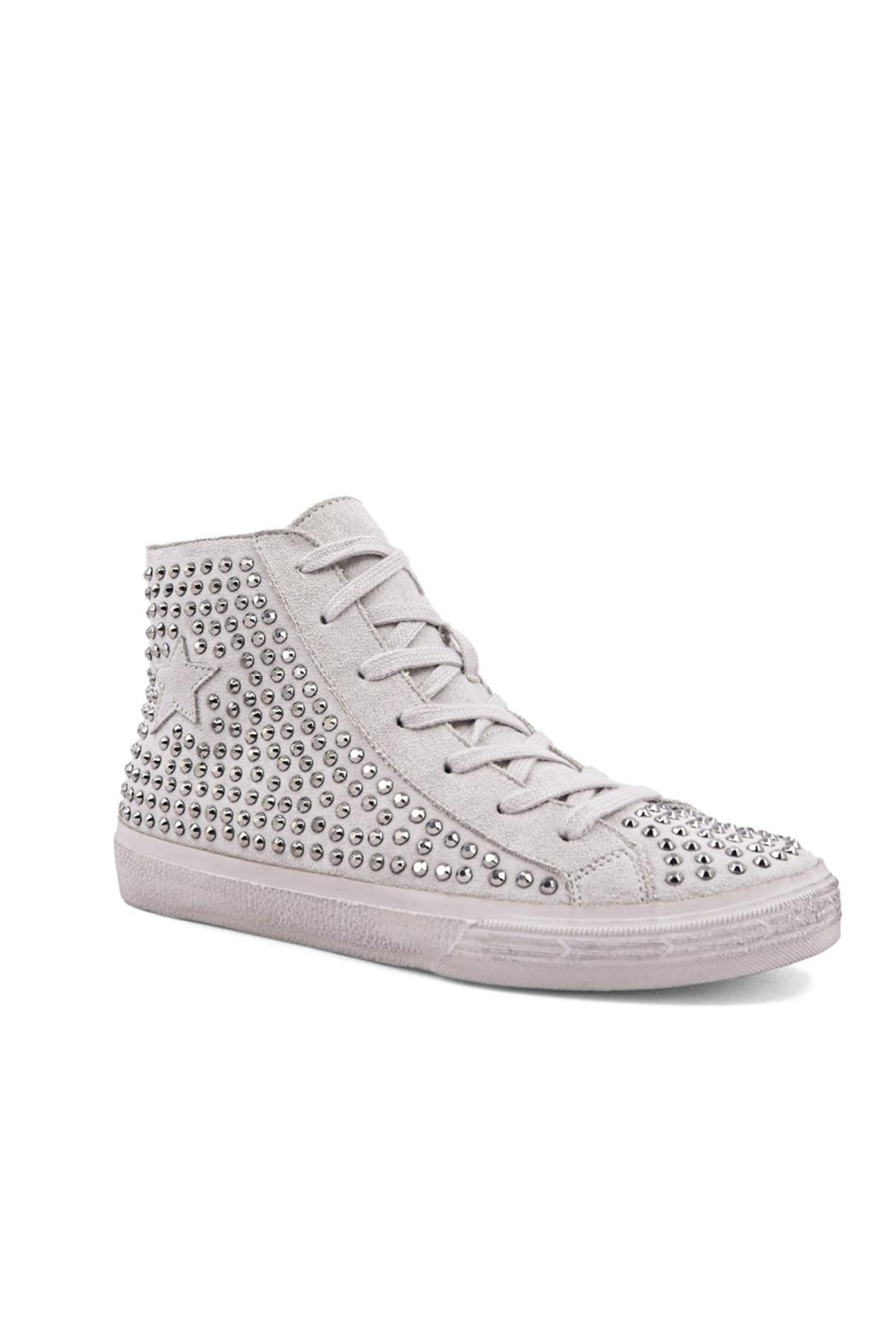 Shushop Rania Studded High-Top - Side Cropped Image