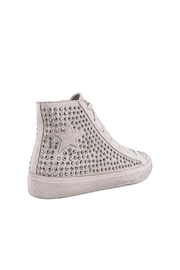 Shushop Rania Studded High-Top - Back cropped