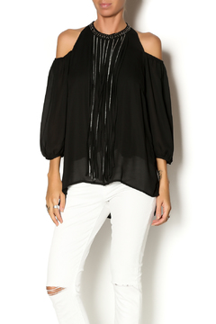 Si Style Open Shoulder Top - Product List Image