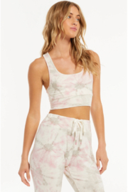 z supply Sia Faded Tie Dye Tank Bra - Other