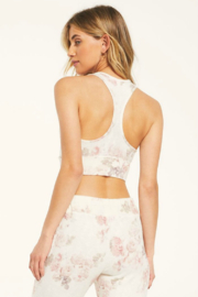 Zsupply SIA FLORAL TANK BRA - Side cropped
