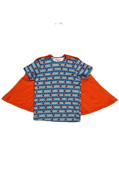Siaomimi American Star Tee/cape - Alternate List Image