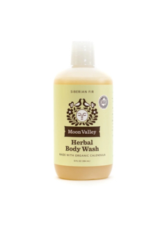Moon Valley Organics - Faire Siberian Fir Body Wash - Alternate List Image
