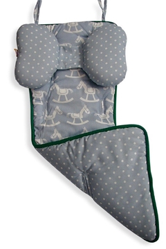 SIBORORI Reversible Stroller Pad - Alternate List Image