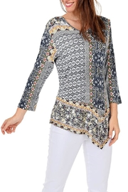 Parsley & Sage Sicily Shirt - Front cropped
