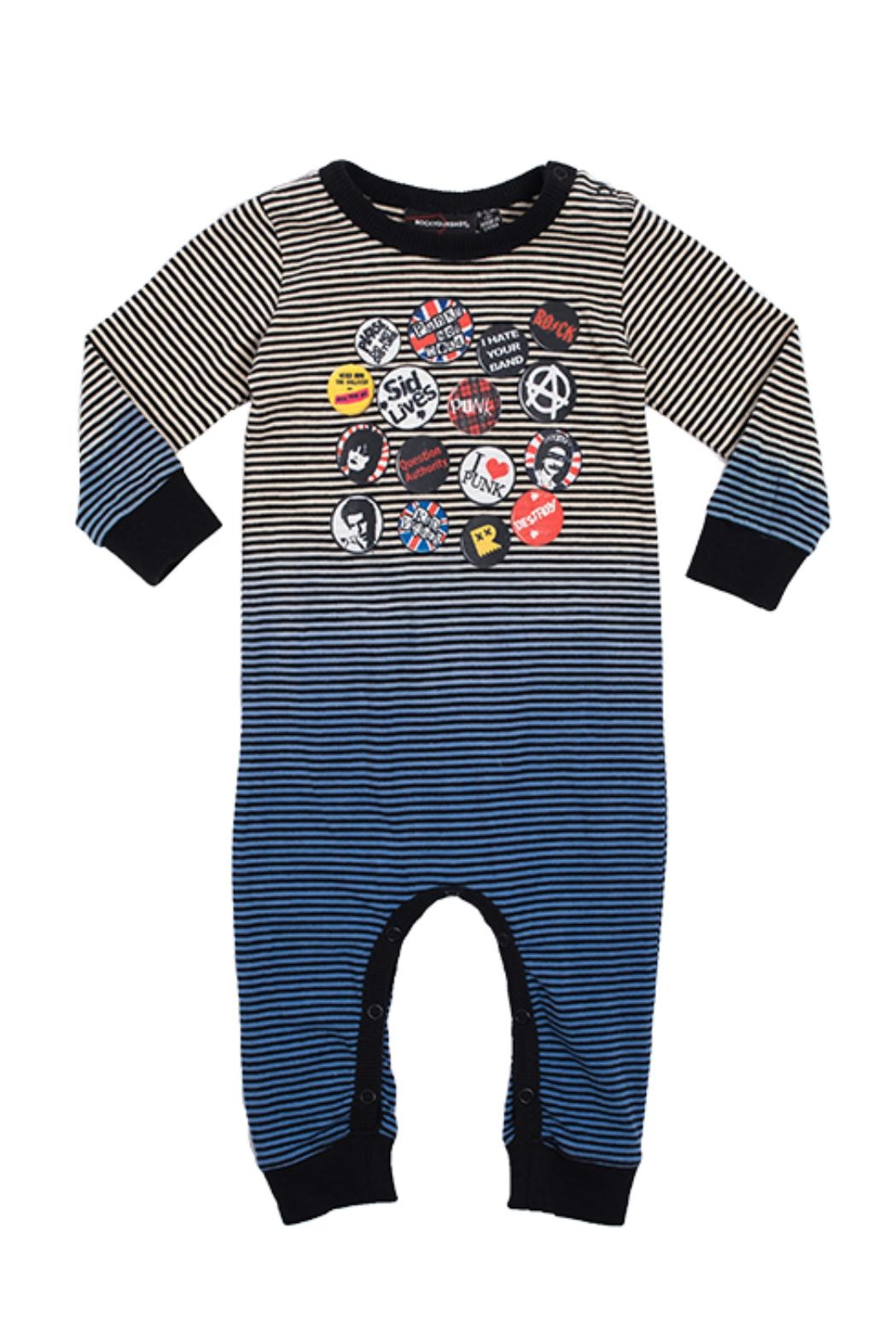 Rock Your Baby Sid Lives Playsuit - Main Image