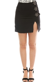 Do & Be Side Buckle Skirt - Product Mini Image