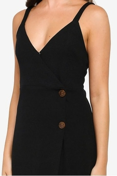 MINKPINK Side Button Midi Dress - Alternate List Image