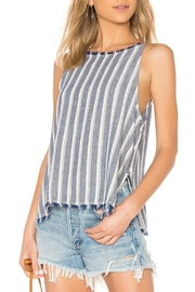 Bella Dahl Side Button Top - Product Mini Image