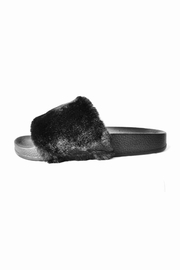 ALEXCINE Side-Chick Slide Sandal - Product Mini Image