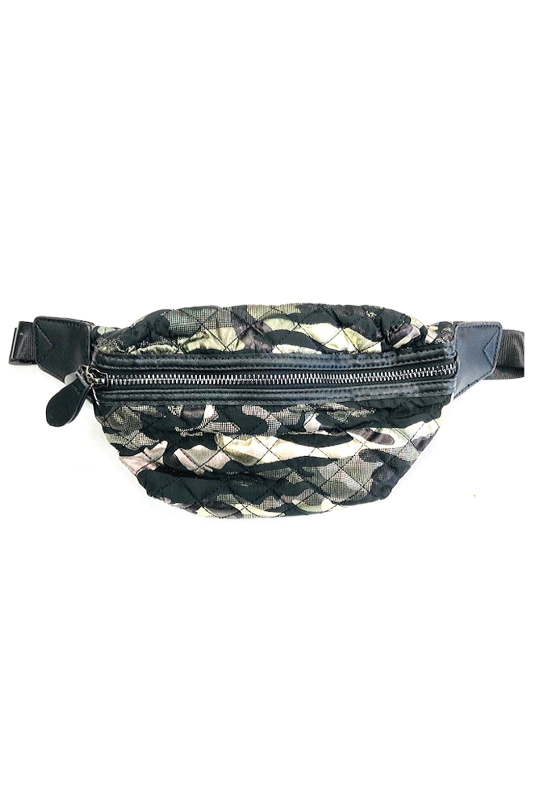 Urban Expressions Side Kick Fanny Pack - Front Cropped Image