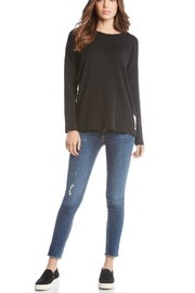 Fifteen Twenty Side Lace-Up Sweatshirt - Product Mini Image