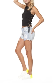 Dex Side Lace-Up Tank - Product Mini Image