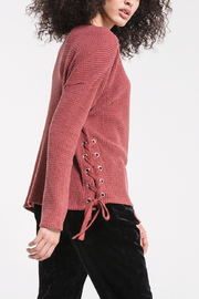 z supply Side Lace Up Thermal - Product Mini Image