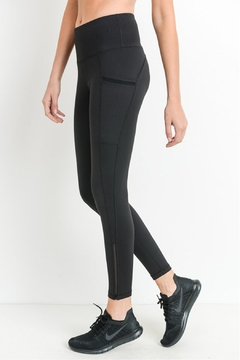 Shoptiques Product: Side Mesh Legging