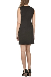 Jade Side Panel Dress - Front full body