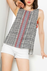 THML Clothing Side Panel Top - Front cropped
