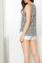THML Clothing Side Panel Top - Front full body