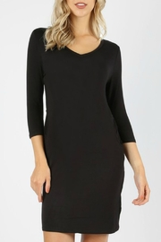 Modern Emporium Side Pocket Dress - Product Mini Image