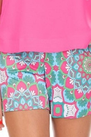 Jade Side Round Shorts - Product Mini Image