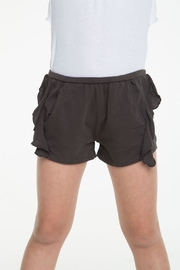 Chaser Side Ruffle Shorts - Front cropped