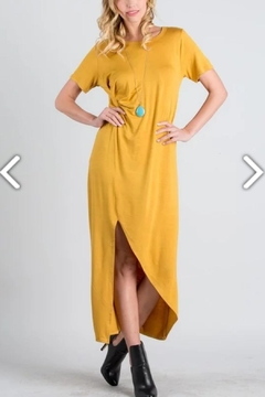RAE MODE Side Slit Dress - Product List Image
