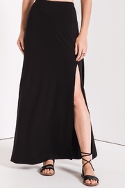 z supply Side Slit Maxi - Side cropped