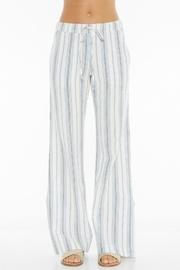 Bella Dahl Side Slit Pant - Front cropped