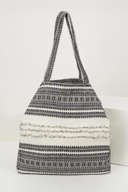 O'Neill Side-Snap Stripped Tote - Product Mini Image