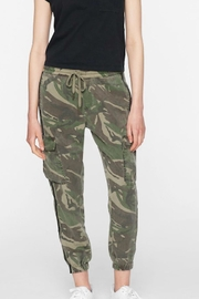 Pam & Gela Side-Stripe Cargo Pant - Product Mini Image